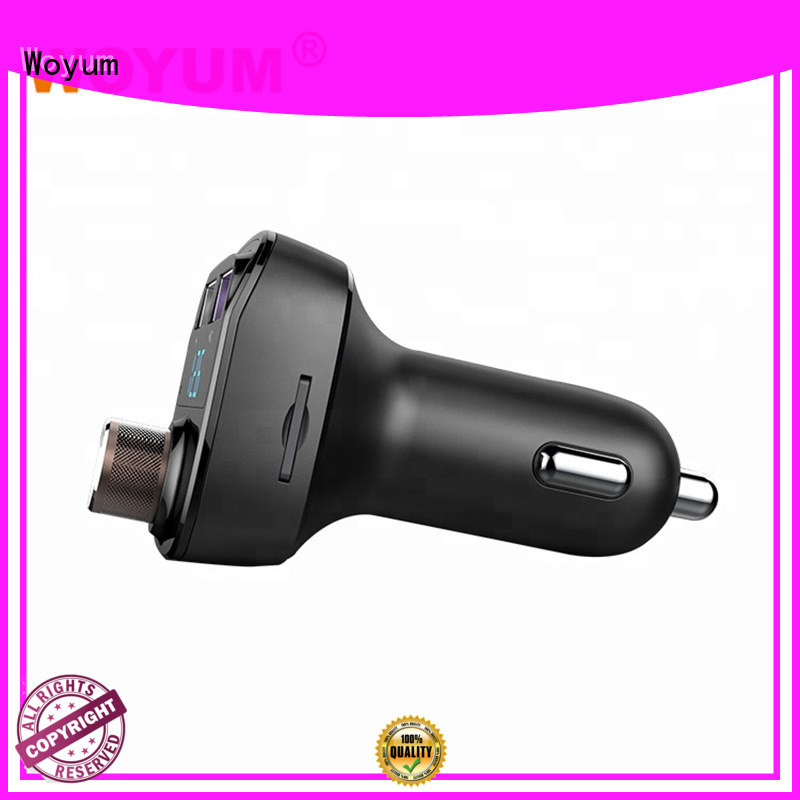 Woyum New usb car charger Supply for Apple Devices