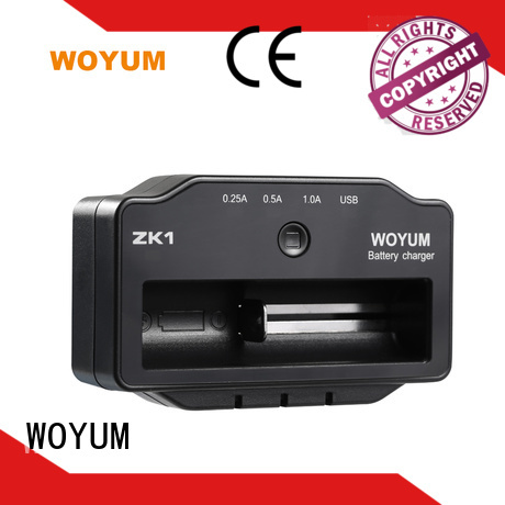 Woyum High-quality smart battery charger factory for Ni-MH
