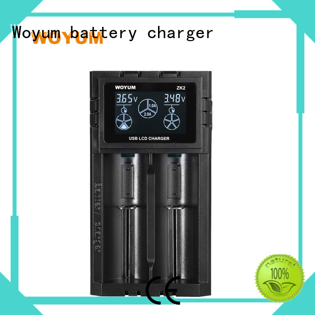 Woyum electrical best aa battery charger supplier for Ni-Cd
