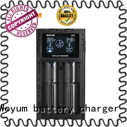 Woyum battery charger reviews wholesale for Li-ion