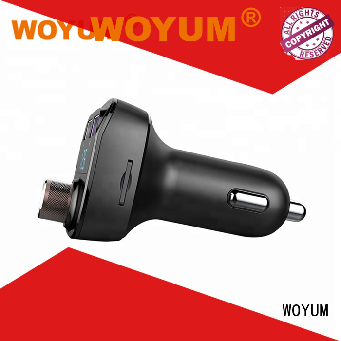 Woyum New usb car charger factory for phone