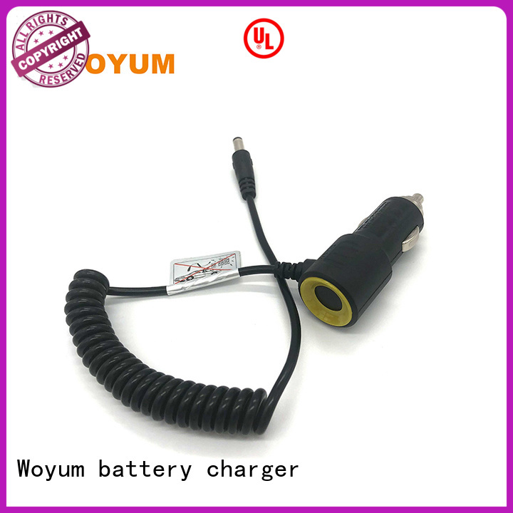 Woyum electrical car mobile charger supplier for Apple Devices