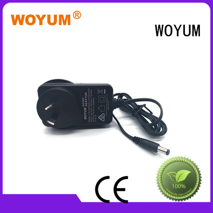 professional ac adapter cord with power supply for battery chargers