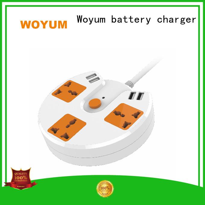 home Safe usb power strip white fire-resistance Woyum company