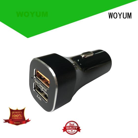 phone tablets free usb car charger ipad Woyum Brand