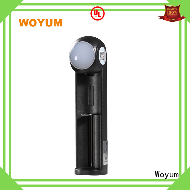 current aaa intelligent lithium battery charger Woyum Brand