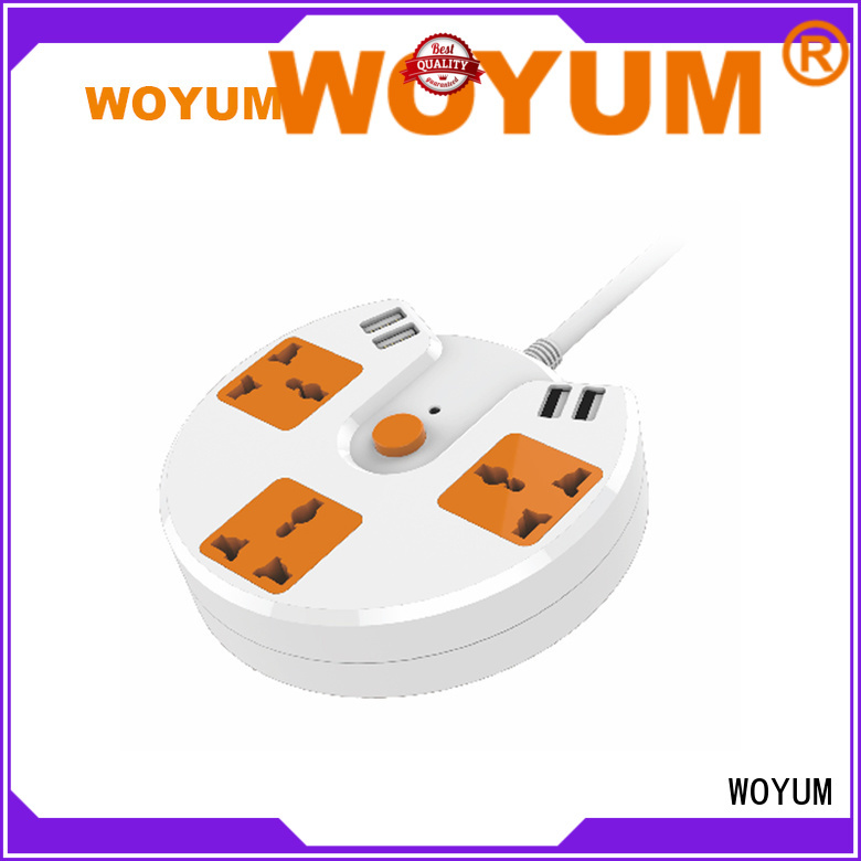 Woyum usb power strip for business for home
