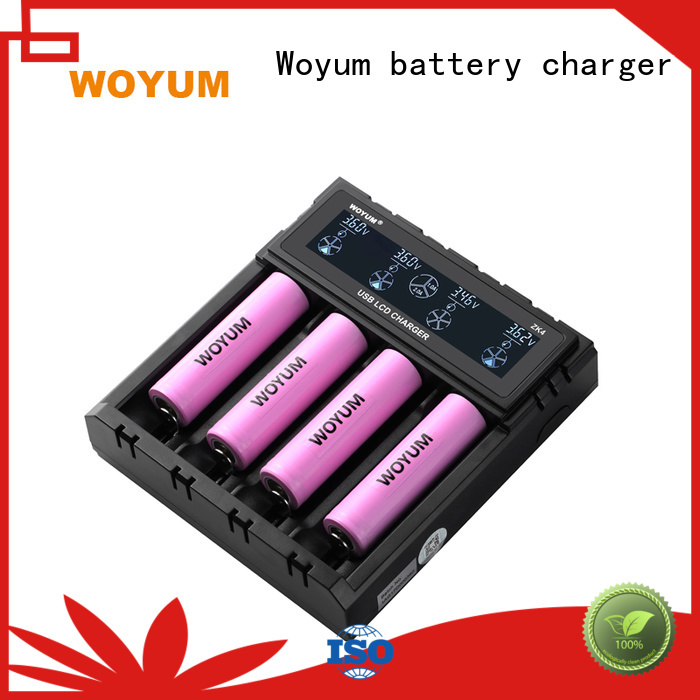 Wholesale aa lithium battery charger Woyum Brand