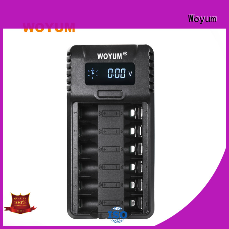 lithium battery charger car lights auto battery charger woyum company