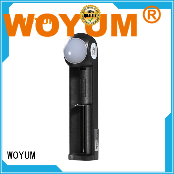 Woyum intelligent battery charger series for Li-ion