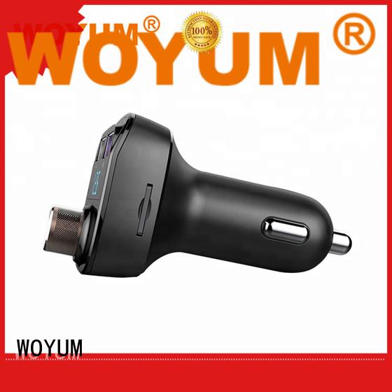 dualport proair phones drive Woyum Brand usb car charger supplier