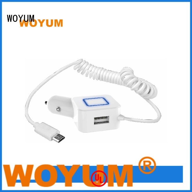 Quality Woyum Brand best car battery charger free