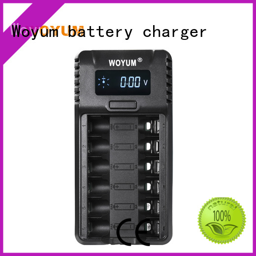 Woyum New top battery chargers Suppliers for Ni-Cd
