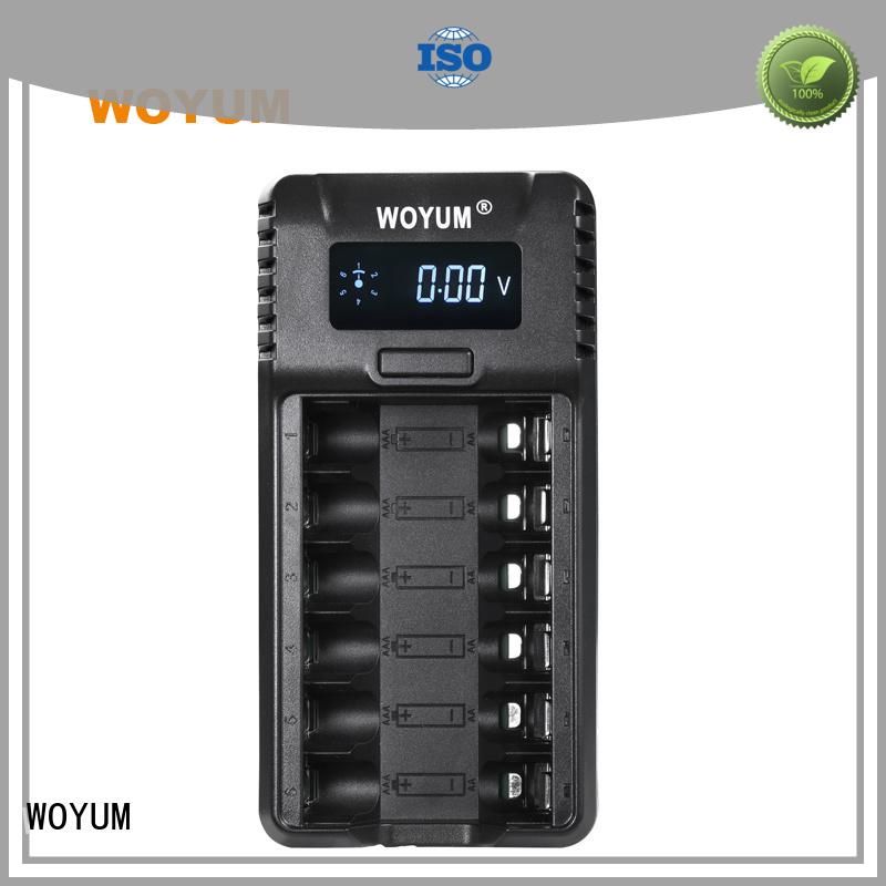 Woyum Brand woyum smart lithium battery charger