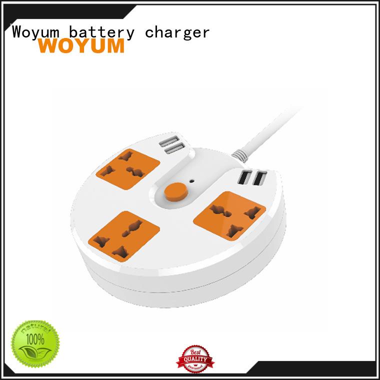 Woyum Custom usb power strip Suppliers for TV