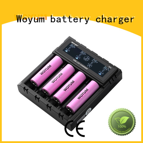 Woyum Brand liion lithium battery charger aa supplier