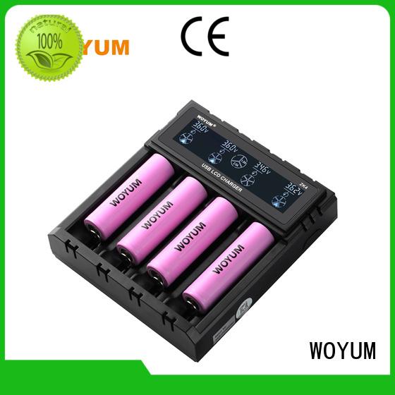 car lights aaa adaptor lithium battery charger Woyum Brand
