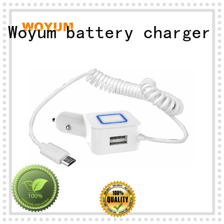 electrical usb car charger manufacturer for car