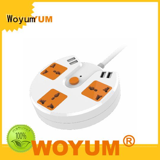 Woyum electrical usb power strip wholesale for machine