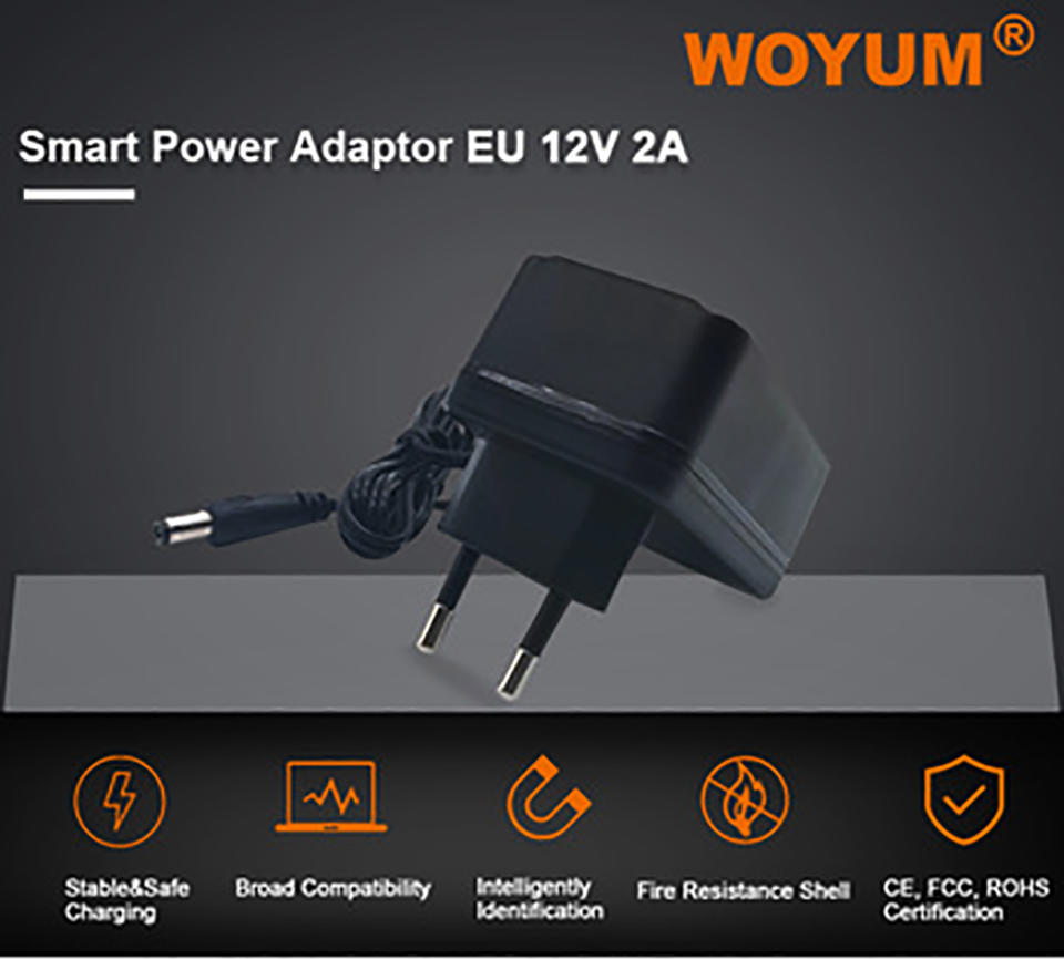 Woyum ac power adapter with power supply for routers-1