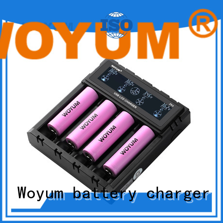 Hot lithium battery charger liion Woyum Brand