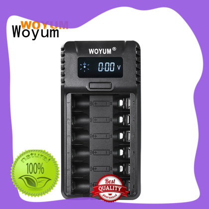 Woyum battery charger reviews factory for Li-ion