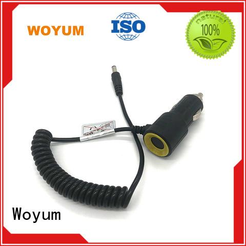 Woyum Brand free ipod udisk custom best car battery charger