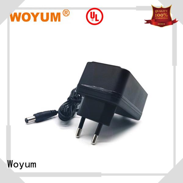 Woyum Brand us plug max power adaptor manufacture