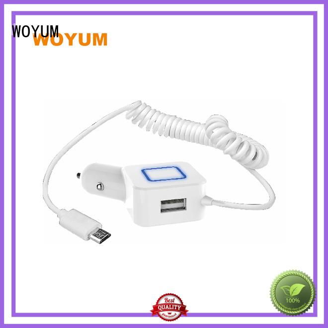 dc ipod Woyum Brand best car battery charger