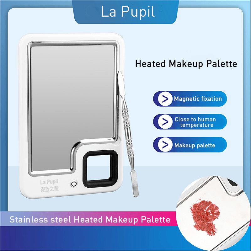 La Pupil Heated Makeup Palette
