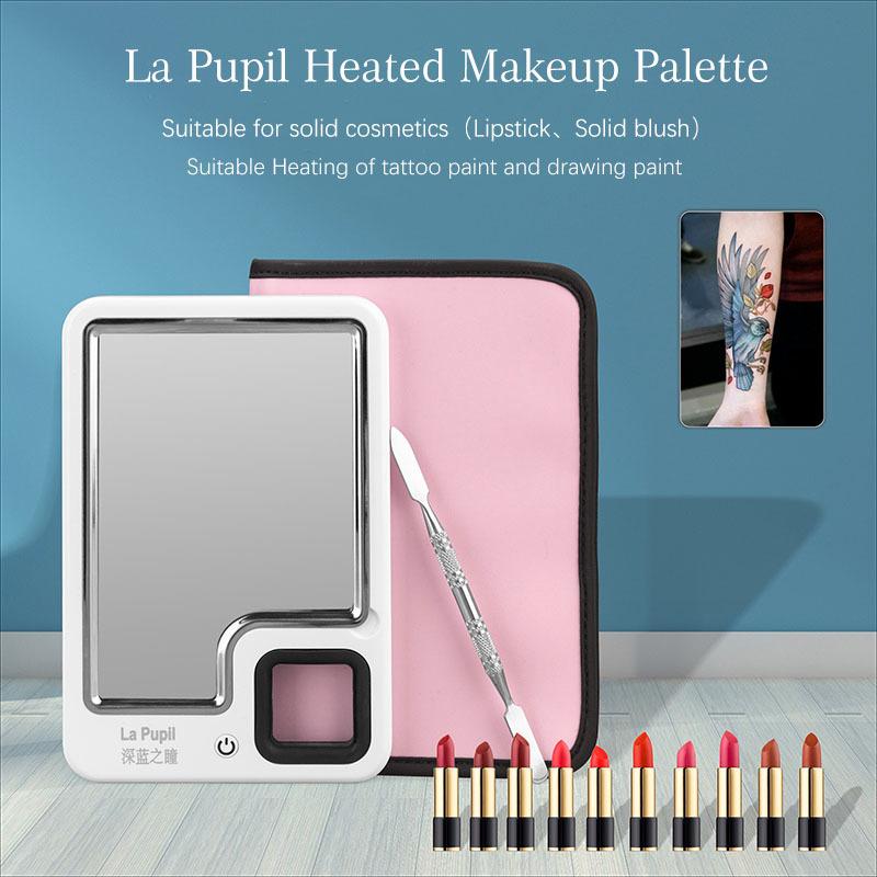 La Pupil Heated Makeup Palette