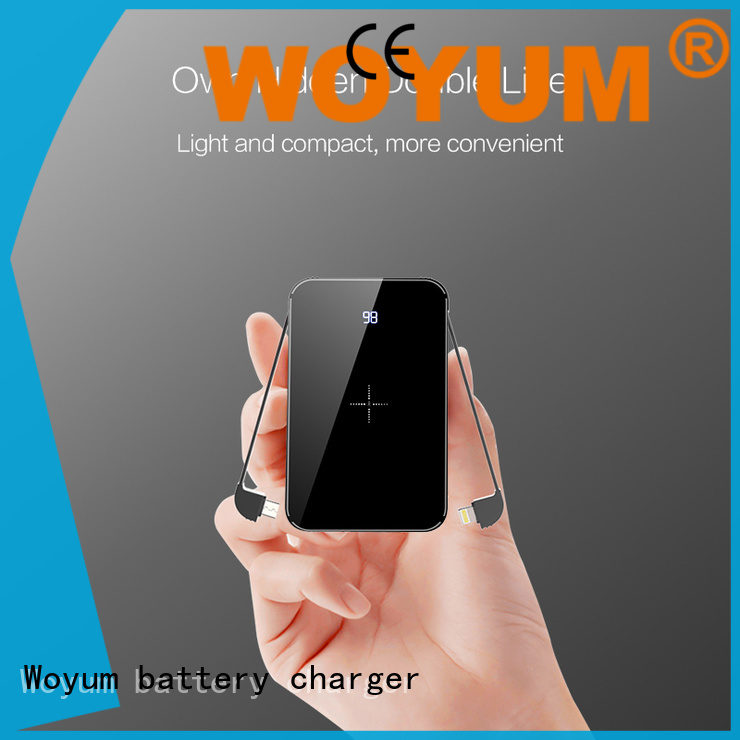 electronic power Woyum Brand aa battery charger