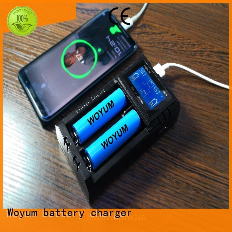 Woyum battery charger reviews manufacturers for IMR