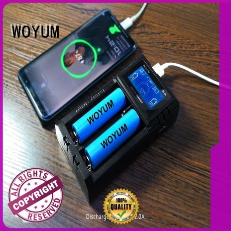 Woyum Best top battery chargers for business for IMR
