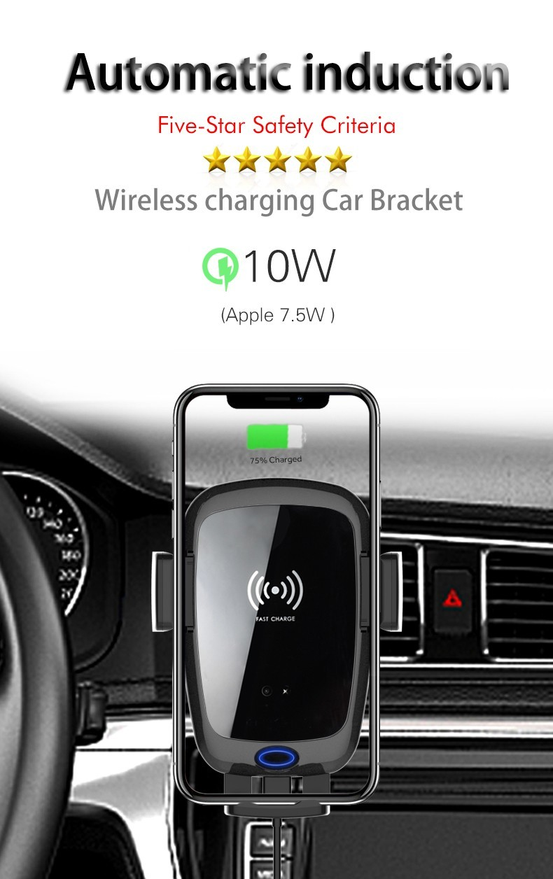 Woyum online Wireless Cell Phone Car Charger manufacturer for Apple Devices