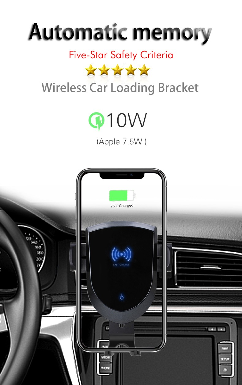 Woyum Wholesale fast wireless car charger for business for car-1
