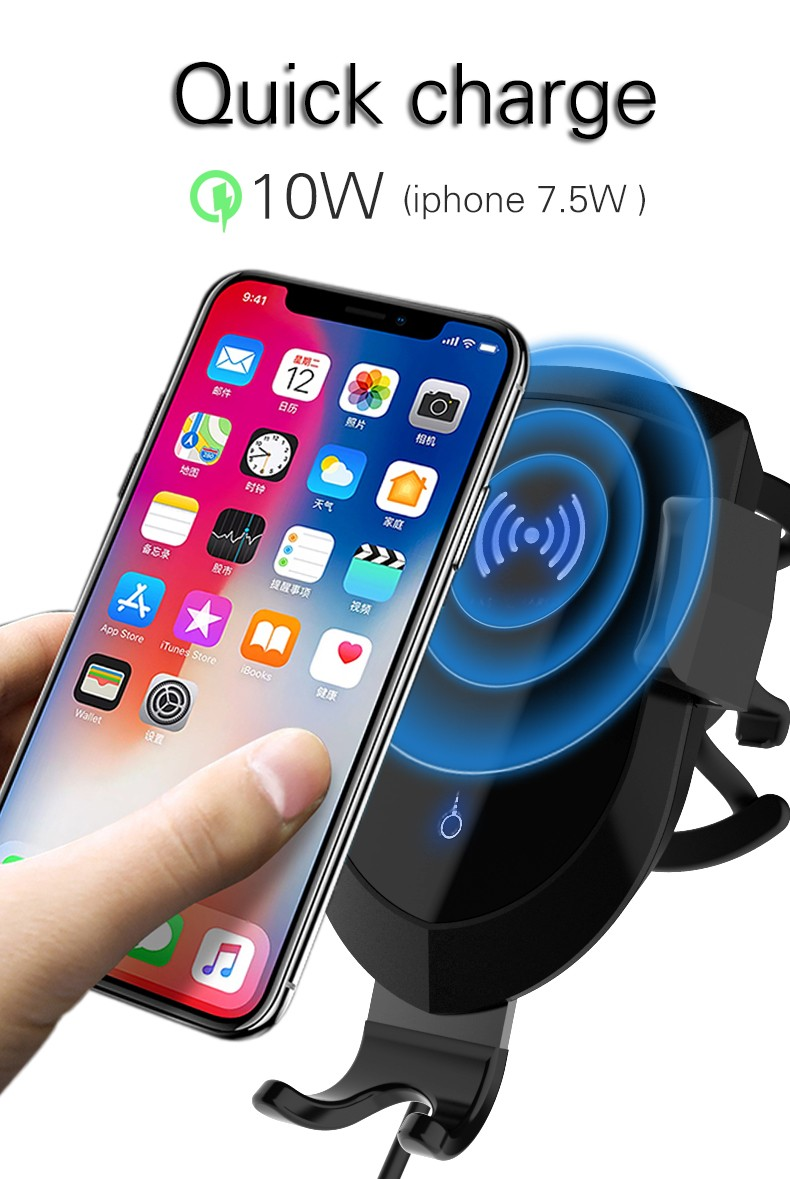 Woyum Wholesale fast wireless car charger for business for car-18