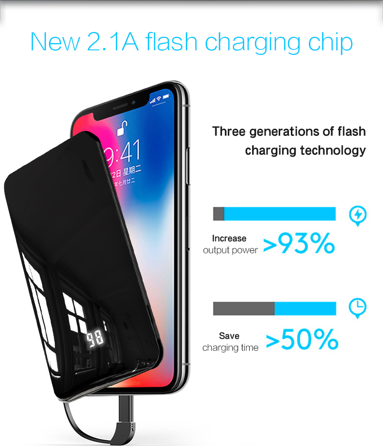 New charging by induction for business for phone-6