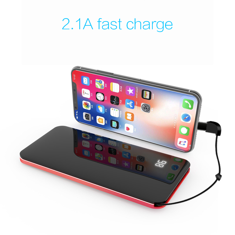 Custom power bank 10000mah Supply for iPhone-15