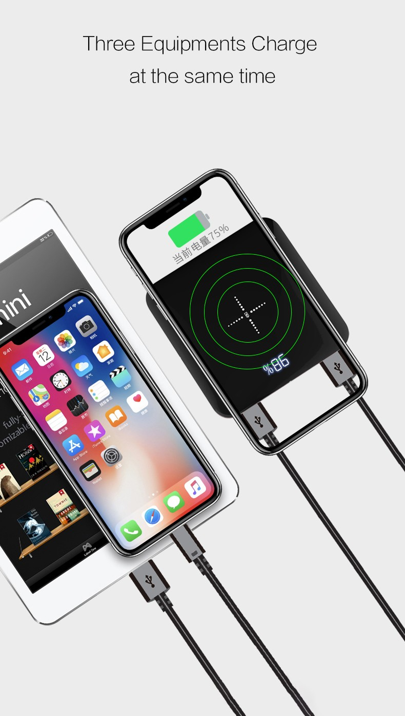Woyum energizer wireless charger manufacturers for Android-2