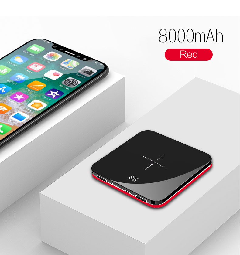 Woyum -Aa Battery Charger Manufacture | Woyum Wireless Portable Charger,8000mah-12