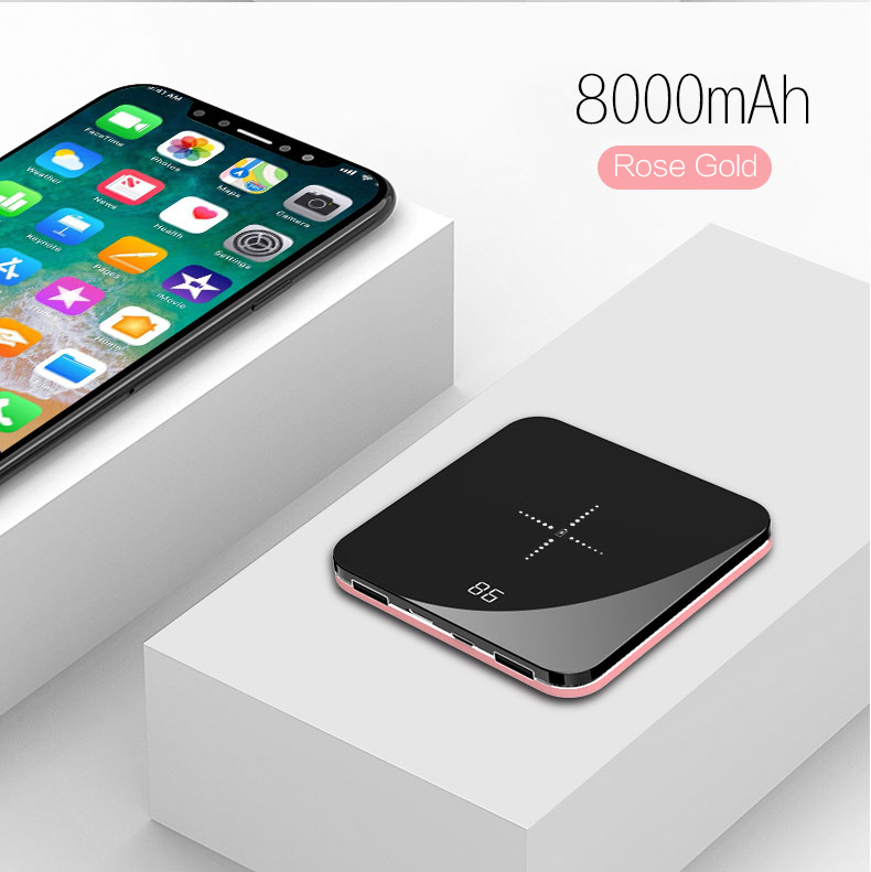 Woyum bamboo wireless charger with pen container for iPhone-16