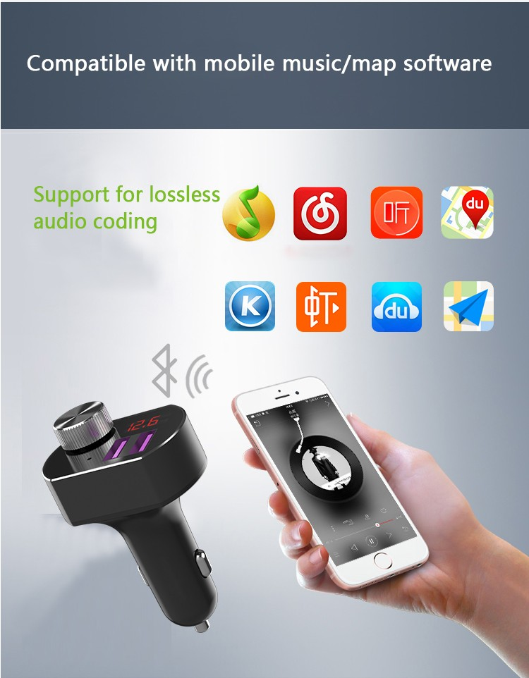 Woyum New car usb socket factory for phone-4