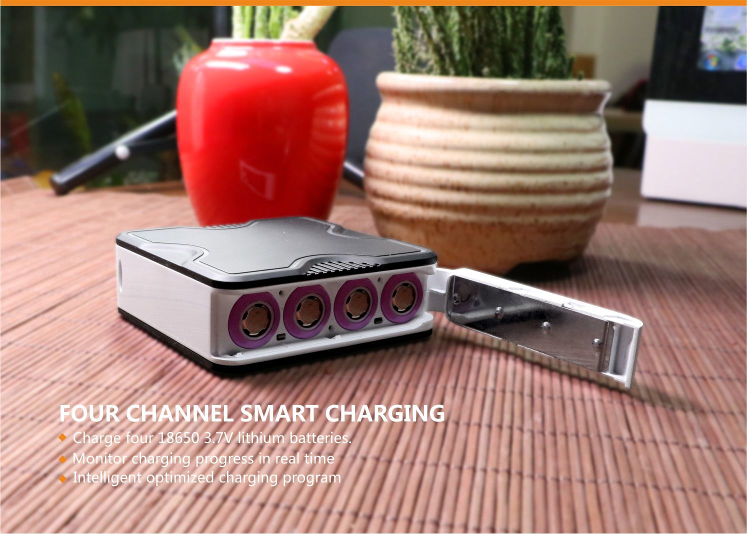 PD 18W wireless power bank