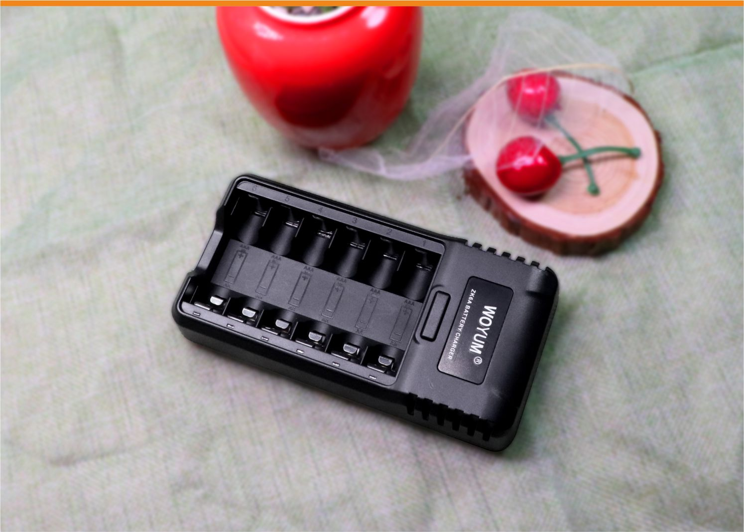 Woyum smart battery charger company for Ni-Cd-7