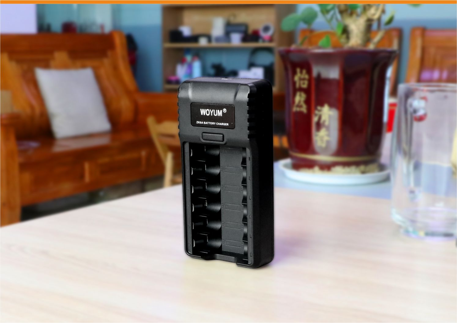 Woyum smart battery charger company for Ni-Cd-8