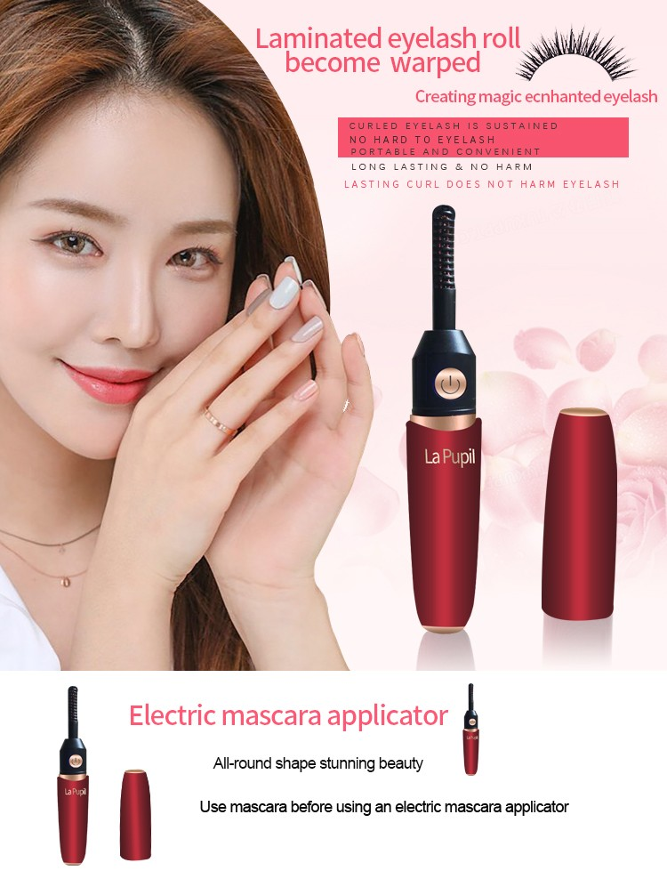 Best electric eyelash curler Suppliers top rated-1
