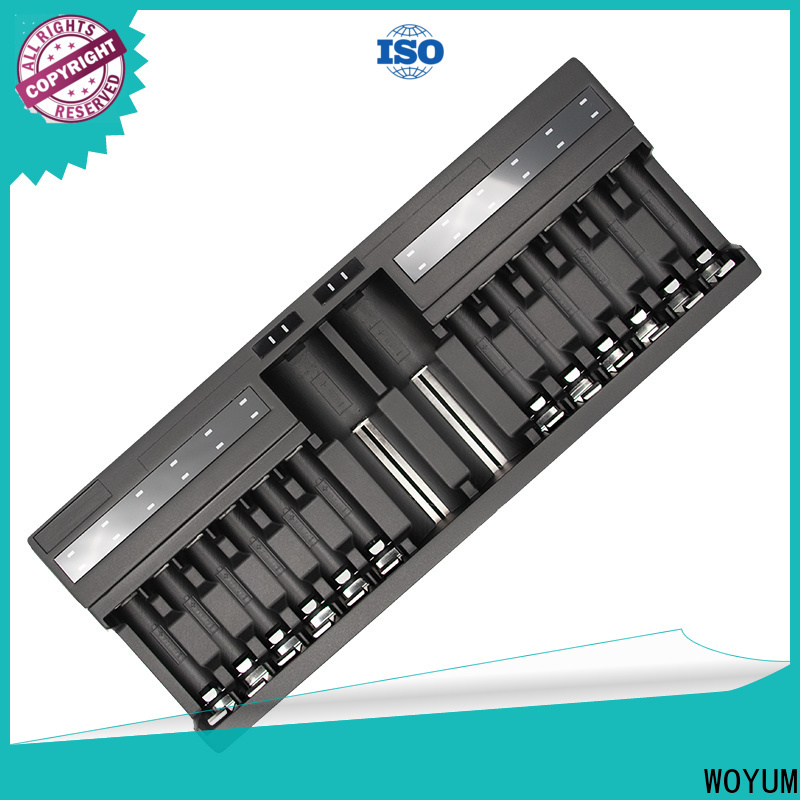 Woyum best aa battery charger company for IMR