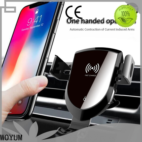 New car phone mount charger company for Android devices