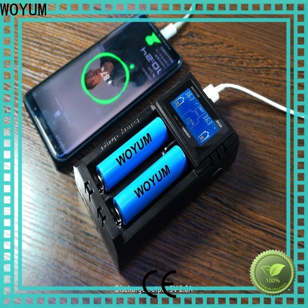 Woyum Top battery charger reviews manufacturers for Ni-Cd